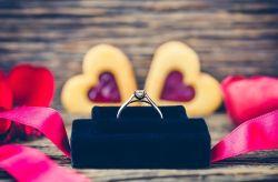 Cosa dice di voi il vostro anello di fidanzamento?