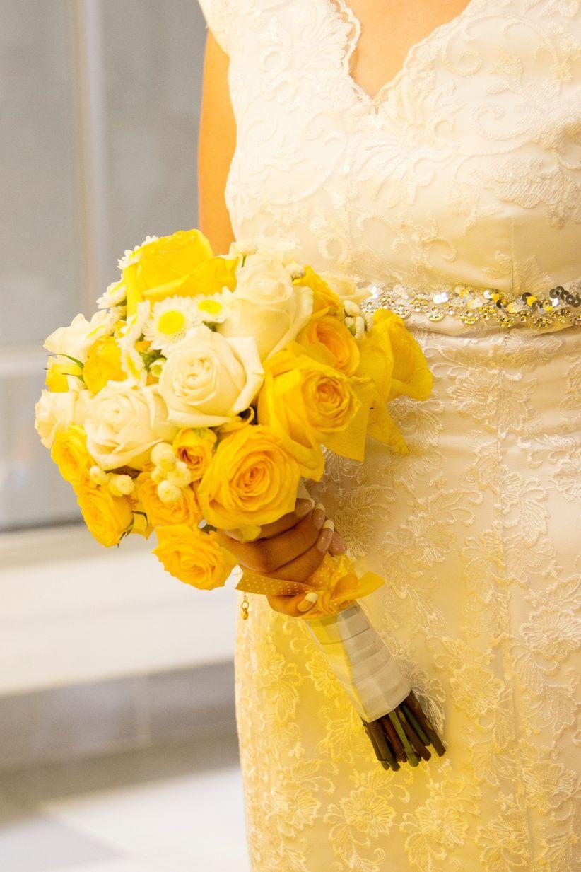 Matrimonio Giallo E Azzurro : Orlando e francisca un incantevole matrimonio in giallo