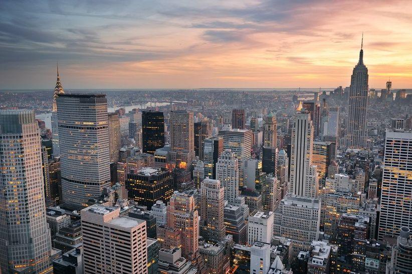 Matrimonio Simbolico New York : Luna di miele low cost a new york