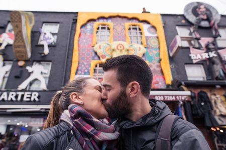 Susana e Paco: servizio prematrimoniale direttamente da Londra...con sorpresa!