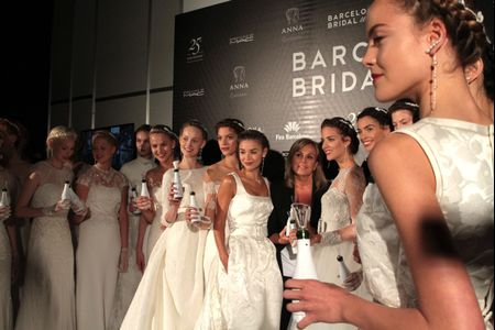 Inizia oggi la Barcelona Bridal Fashion Week!