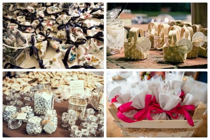 Confettata Matrimonio Natalizio : Confettata fai da te