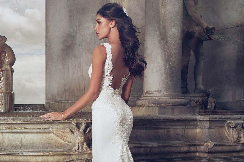 f542ee3c37b0 Vanitas. Negli ultimi anni sempre più spose decidono di optare per un abito  da ...