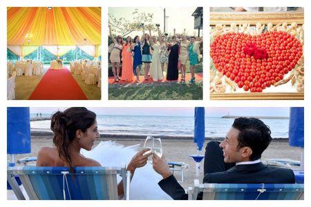 20 idee per le tue nozze d'estate