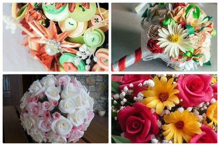 7 idee per bouquet da sposa alternativi