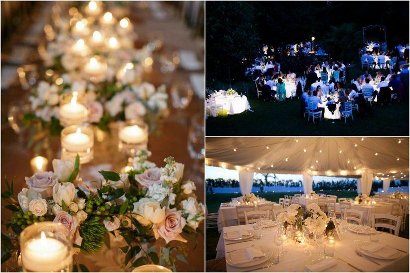 Tavoli Matrimonio Natalizio : Decorazioni tavoli invitati matrimonio migliore