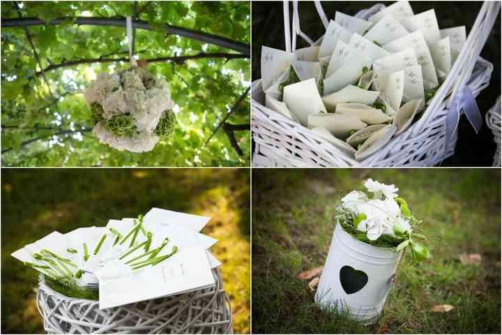 Matrimonio In Verde : Nozze in verde