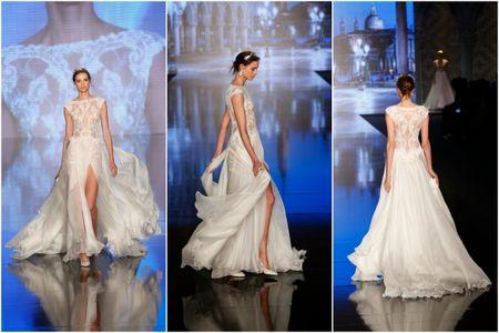 Il bridal style di Alessandra Rinaudo conquista X Factor Italia