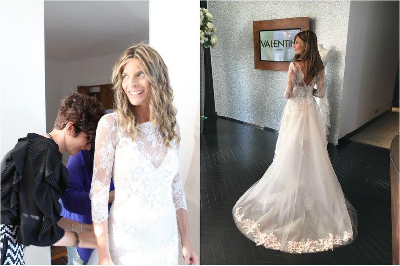 Vestito E Spose Laura Personalizzato Ravetto Per Firmato Valentini nOZwX8P0Nk