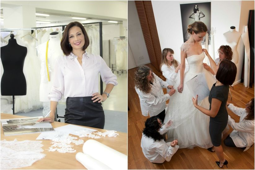 "Matrimonio Gipsy Stilista : ""la stilista delle spose alessandra rinaudo svela i"
