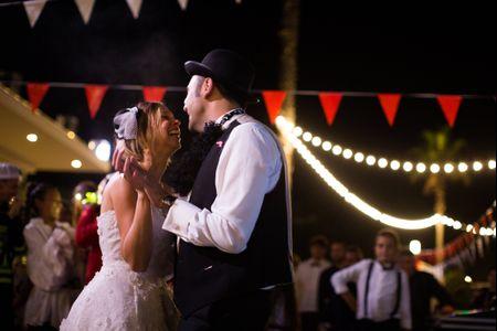 La vita è un circo, non dimenticate mai di sorridere: le nozze di Laura e Biagio