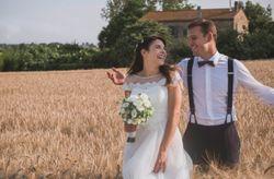 L'amore è una cosa semplice: il matrimonio di Roberta e Gianmaria