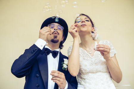 Il mio cuore è così vicino al tuo e non importa nient'altro: le nozze di Valeria e Matteo