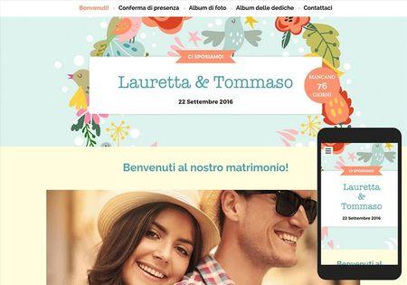 9 buone ragioni per usare un sito web di matrimoni