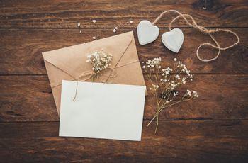 10 idee originali per regalare il denaro agli sposi