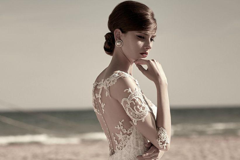 Preferenza 50 vestiti da sposa vintage, quale sarà il vostro? LG19