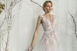 Abiti da sposa Mira Zwillinger 2017: fascino e charme per una collezione che vi farà innamorare!