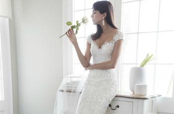 Abiti da sposa Alessandra Rinaudo 2018: tra romanticismo e glamour