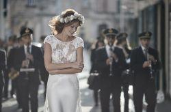 Abiti da sposa Trilogy 2017: il carattere della femminilità. Non perdeteveli!