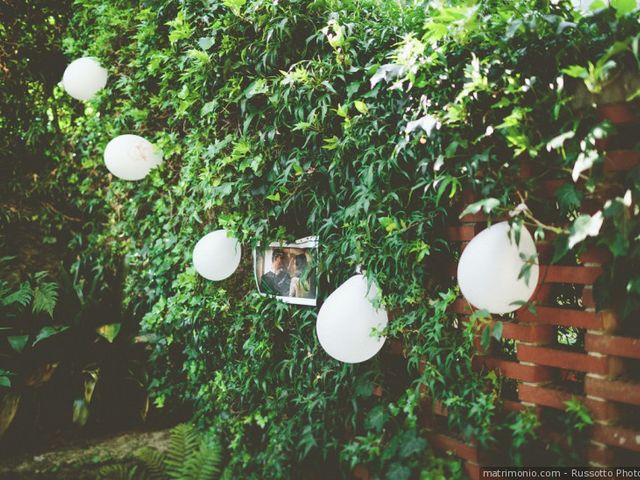 Tante idee per decorare il vostro matrimonio coi palloncini