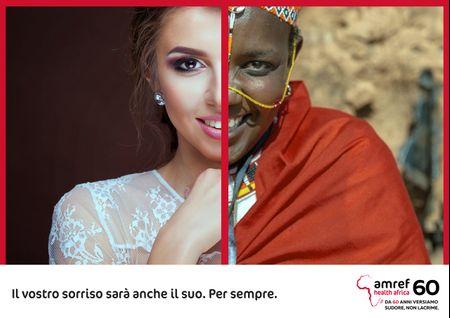 Per il tuo matrimonio scegli le Bomboniere Solidali o la Lista Nozze di Amref, e aiuta l'Africa a crescere!