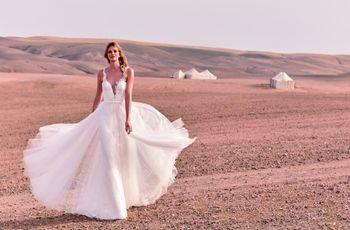 Abiti da sposa Atelier Emé 2018: un eterno e romantico sogno d'amore