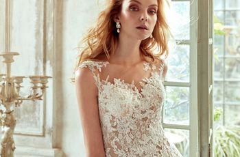 Nicole Spose vince il premio come miglior abito da sposa dell'anno!