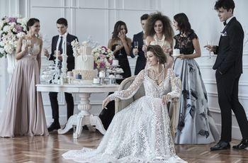 Maison Signore approda a Napoli per Tutto Sposi 2017, la Fiera per le spose più famosa di Italia