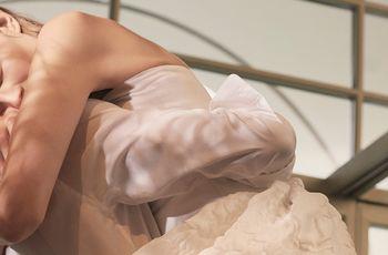 Max Mara presenta la nuova collezione bridal all'evento di Villa Claudia Dal Pozzo