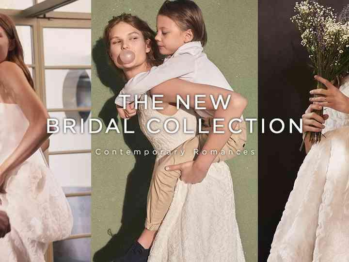 Max Mara Bridal: un concept fresco e moderno per spose contemporanee