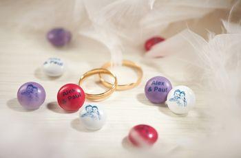 7 idee per decorare con M&M's le vostre dolcissime nozze