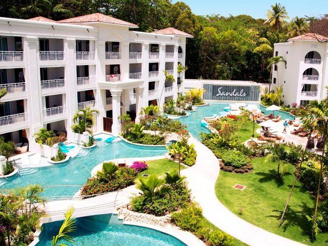 Sandals Resorts: fate della vostra luna di miele Luxury Included un viaggio indimenticabile
