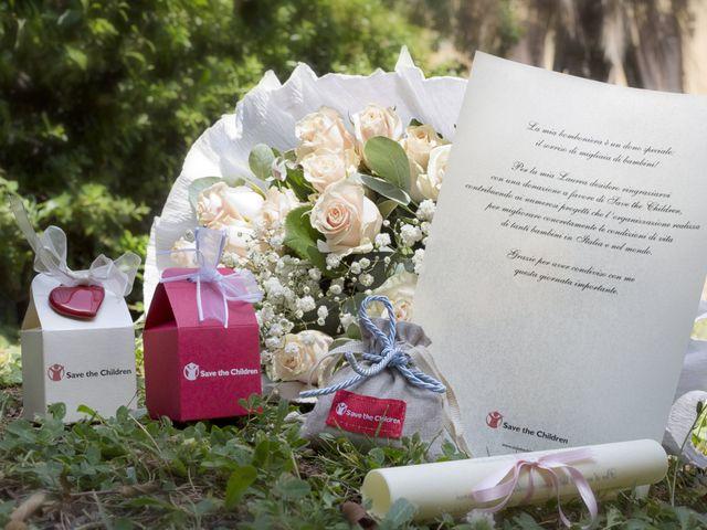 Bomboniere Save the Children per le nozze: donate a ogni bambino il diritto di avere un futuro