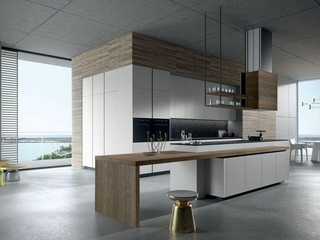 Cucine per gli amanti del design: come non innamorarsi di una Snaidero?