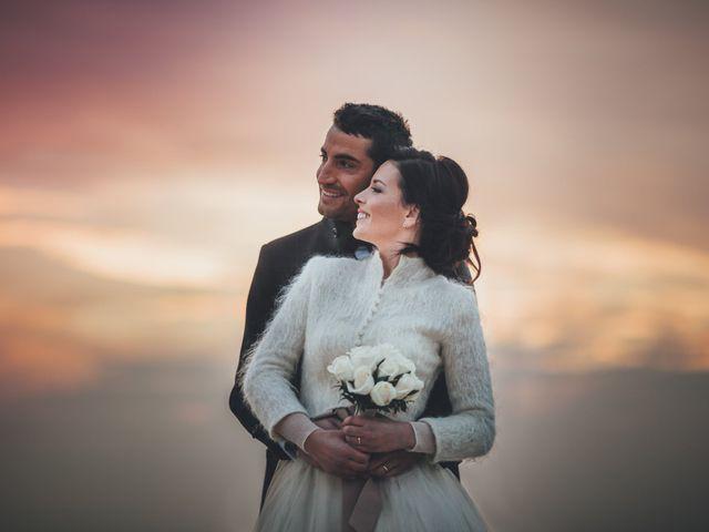 Le nozze di Barbara e Fulvio: un matrimonio sulle note del Jazz