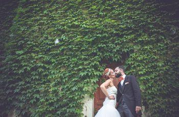 Ilaria e Fabio: nozze dai colori brillanti sulle note del Country Chic
