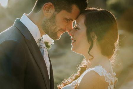 Le nozze di Chiara e Davide: tutta la bellezza del Country Chic in uno stile semplice e disinvolto