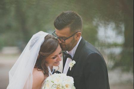 Sei nell'anima e lì ti lascio per sempre: il romantico matrimonio di Chiara e Daniele