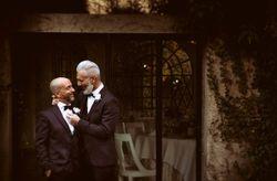Superare ogni confine per restare al tuo fianco per sempre: le nozze di Riccardo e Michelangelo