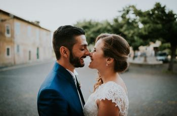 Francesca e Simone: nozze all'insegna dell'originalità e della creatività
