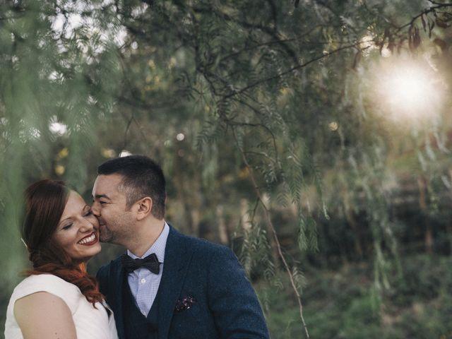 È la giostra dell'amore che riempe il cuore: il reportage di nozze di Federica e Ivan