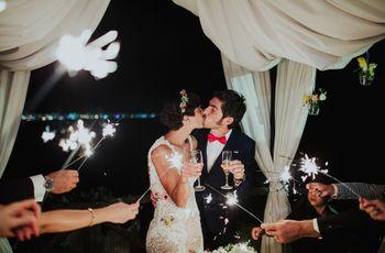 Le nozze di Pamela e Luca nel romantico ed affascinante panorama della Costiera Amalfitana