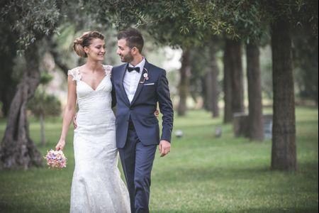 Quando l'amore vi chiama seguitelo: le nozze di Emanuele e Maria Pia