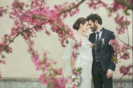 È soltanto nelle misteriose equazioni dell'amore che si può trovare ogni ragione logica: le nozze di Giacomo e Giulia