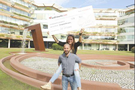 Chi avrà vinto la 55ª edizione del concorso di Matrimonio.com? Elisa e Andrea!