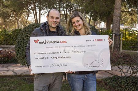 Anna e Giancarlo: i vincitori della 58ª edizione del nostro concorso mensile!