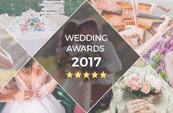 Matrimonio.com premia con i Wedding Awards 2017 i fornitori più consigliati dell'anno