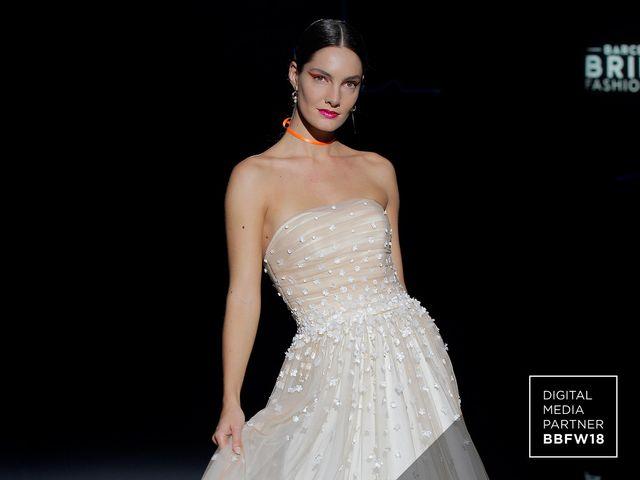 Abiti da sposa Marylise 2019: un concept romantico per spose boho chic