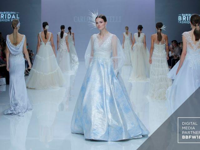 Abiti da sposa Carlo Pignatelli 2019: un sofisticato tributo alla donna moderna