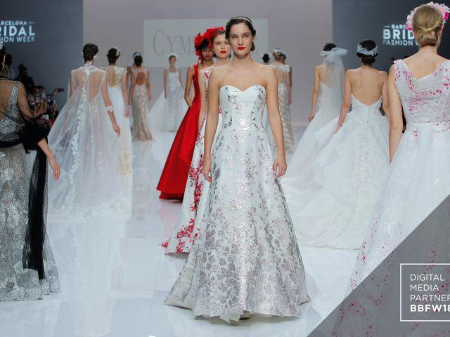 Abiti da sposa Cymbeline 2019: tutto l'incanto parigino in una collezione romantica
